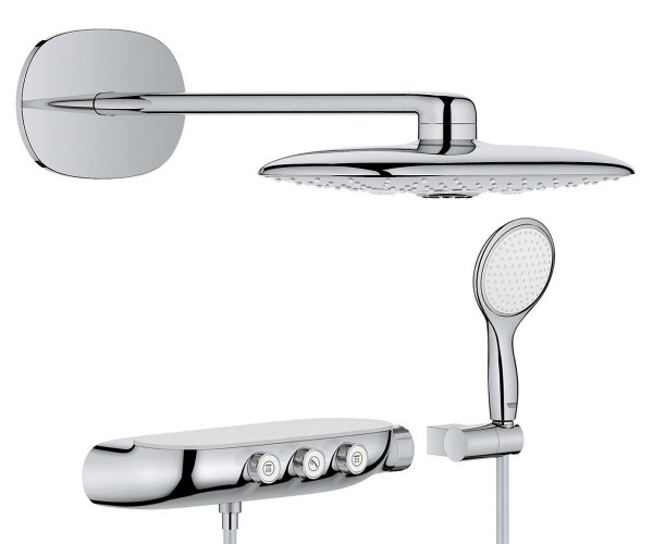 Rainshower System SmartControl 360 DUO Combi Душевая система GROHE 26443000